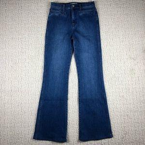 Madewell Flea Market Flare Kara Wash Wide Leg